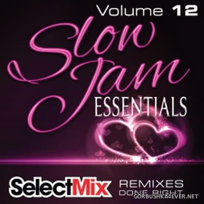 [Select Mix] Slow Jam Essentials vol 12 [2017]