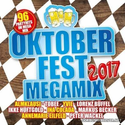 Oktoberfest Megamix 2017 [2017] / Mixed by DJ Deep