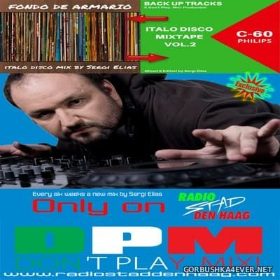 ItaloDisco Mixtape vol 2 [2017] Mixed by Sergi Elias