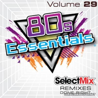 [Select Mix] 80s Essentials vol 29 [2017]