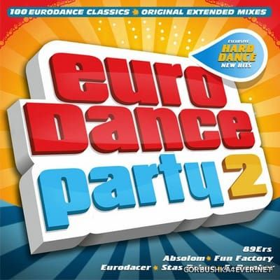 Euro Dance Party vol 2 [2017]