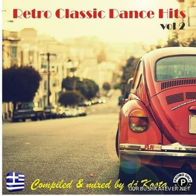 DJ Kosta - Retro Classic Dance Mix vol 2 [2017]