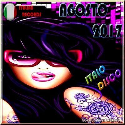 DJ Divine - Agosto ItaloDisco Mix 2017