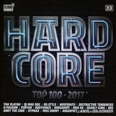 Hardcore Top 100 [2017] / 2xCD