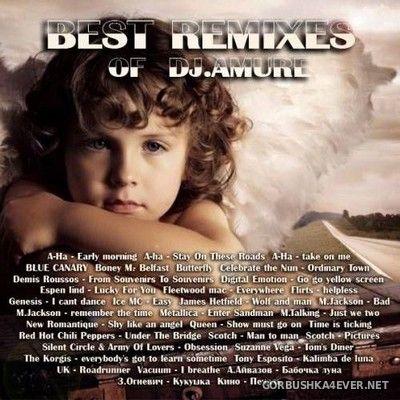DJ Amure - Best Remixes [2017]