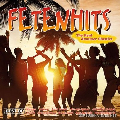 Fetenhits - The Real Summer Classics [2017] / 3xCD