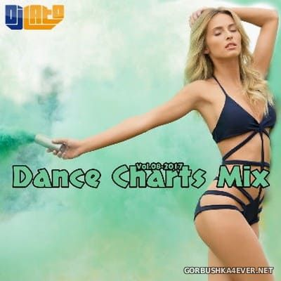 DJ LaTo - Dance Charts Mix vol 08 [2017]