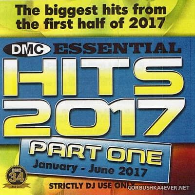 [DMC] Essential Hits 2017 - Volume One (The Biggest Hits From The First Half Of 2017)