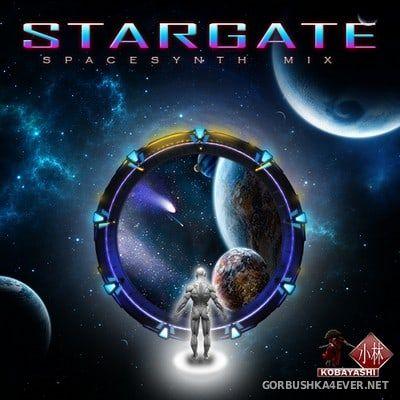 Kobayashi DJ - Stargate Mix 2017