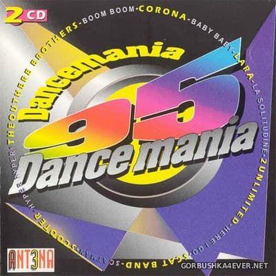 [ViDISCO] Dance Mania 95 [1995] / 2xCD