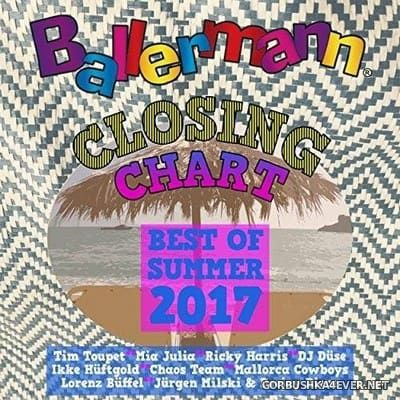 Ballermann Closing Charts - Best of Summer 2017