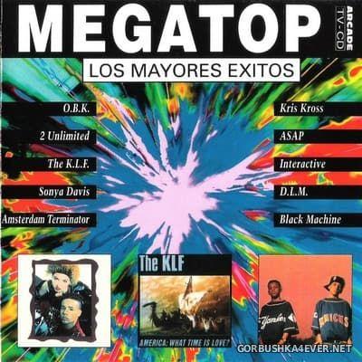 [Arcade] Megatop (Los Mayores Exitos) [1992]