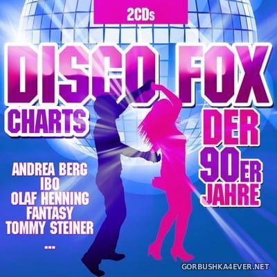 Disco Fox Charts - Der 90er Jahre [2017] / 2xCD