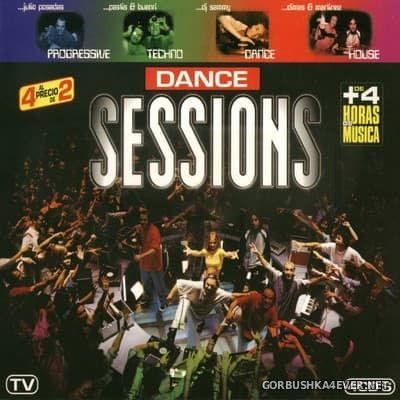 [Max Music] Dance Sessions [1997] / 4xCD