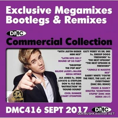 DMC Commercial Collection vol 416 [2017] September / 3xCD