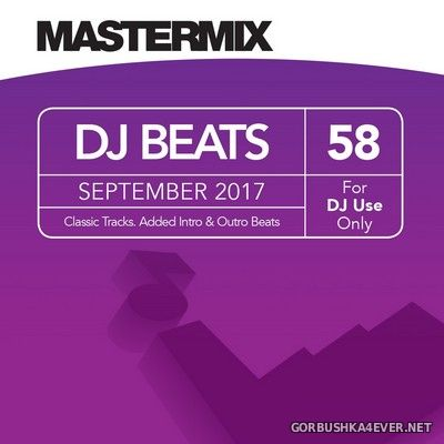 [Mastermix] DJ Beats vol 58 [2017]