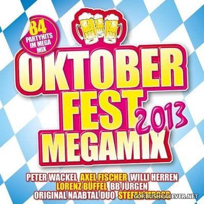 Oktoberfest Megamix 2013 / 2xCD / Mixed by DJ Deep