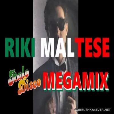 DJ SpaceMouse - Riki Maltese ItaloDisco Megamix [2017]