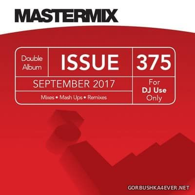 Mastermix Issue 375 [2017] September / 2xCD