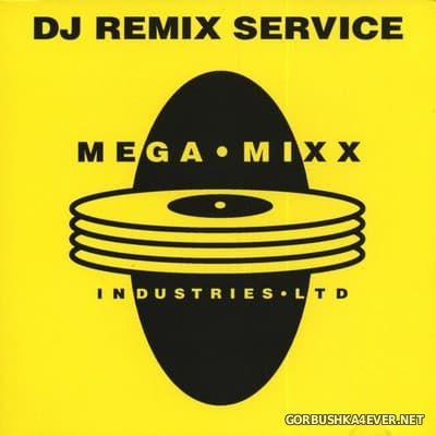 [DJ Remix Service] Mega-Mixx Classics Issue 1 [1990]