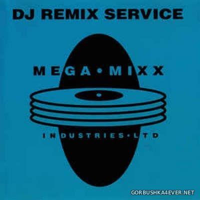 [DJ Remix Service] Mega-Mixx Classics Issue 4 [1991]
