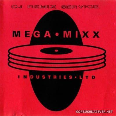 [DJ Remix Service] Mega-Mixx Classics Issue 2 [1990]