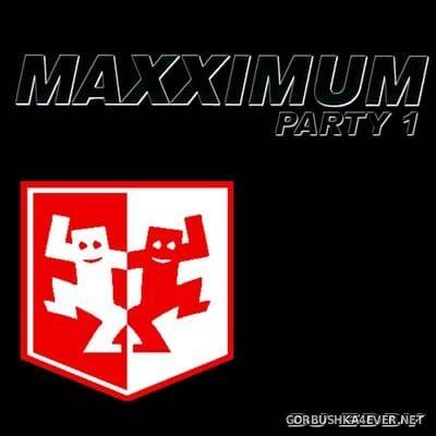 DJ Eddy - Maxximum Party 1