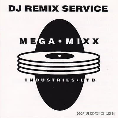 [DJ Remix Service] Mega-Mixx Classics Issue 3 [1991]