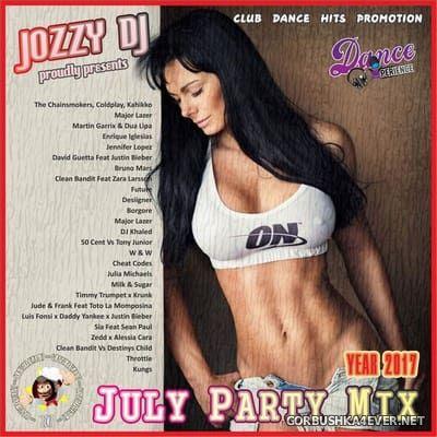 Jozzy DJ - July Party Mix 2017