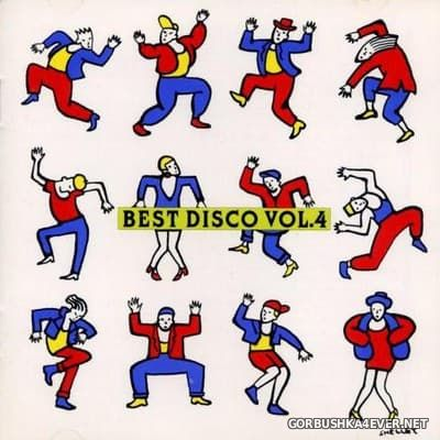 [Victor] Best Disco Vol 04 [1988]