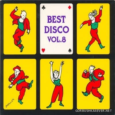 [Victor] Best Disco Vol 08 [1990]