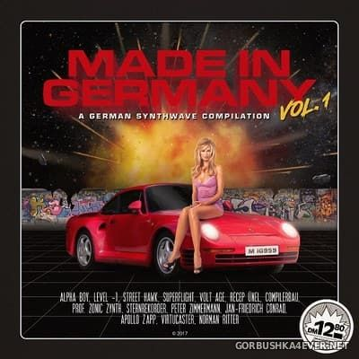 Made In Germany - A German Synthwave Compilation vol 1 [2017]