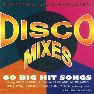 The Vision Mastermixers - Disco Mixes [1997]