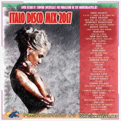 Italo Disco Mix 2017 by NrgyBoyDJ