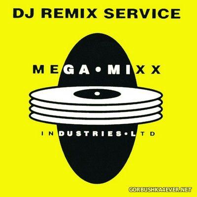 [DJ Remix Service] Mega-Mixx Classics Issue 9 [1991]