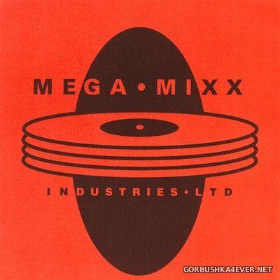 [DJ Remix Service] Mega-Mixx Classics Issue 8 [1991]