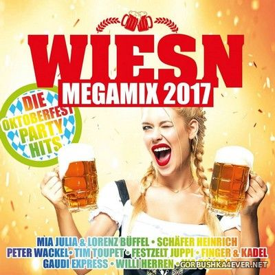 Wiesn Megamix 2017 - Die Oktoberfest Party Hits [2017] / 2xCD / Mixed by DJ Deep