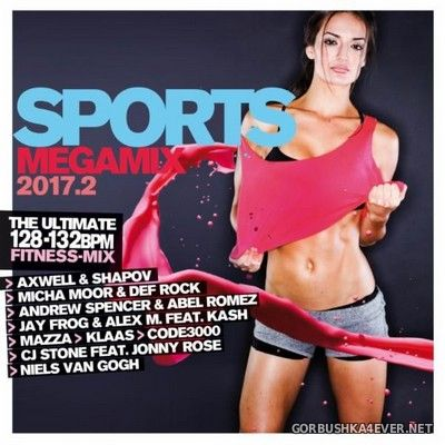 Sports Megamix 2017.2 [2017] / 3xCD / Mixed by DJ Deep