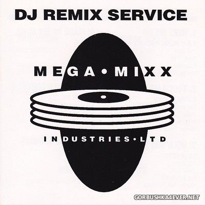 [DJ Remix Service] Mega-Mixx Classics Issue 10 [1992]