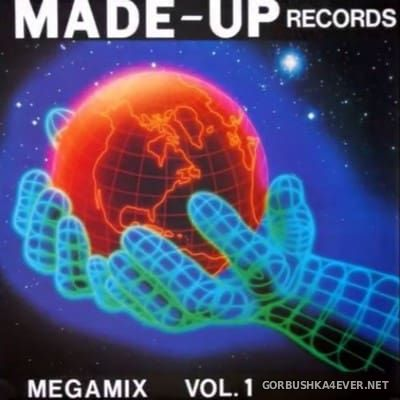 DJ SpaceMouse - Made-Up Records Megamix vol 1 [1989] ReEdit 2017