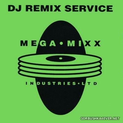 [DJ Remix Service] Mega-Mixx Classics Issue 6 [1991]