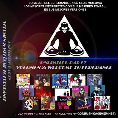 Unlimited Party vol 2 [2008] Welcome To Eurodance
