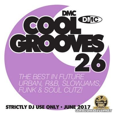 [DMC] Cool Grooves vol 26 [2017]
