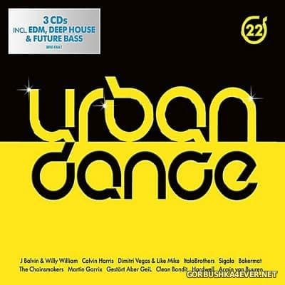 Urban Dance vol 22 [2017] / 3xCD