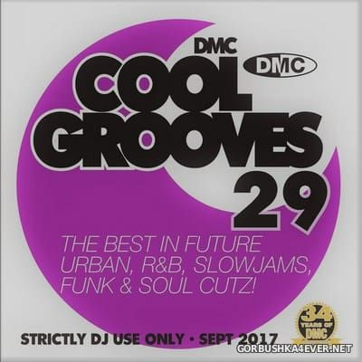 [DMC] Cool Grooves vol 29 [2017]
