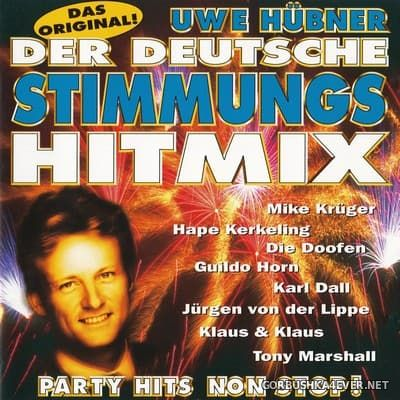 Der Deutsche Hitmix - Stimmungs [1996]