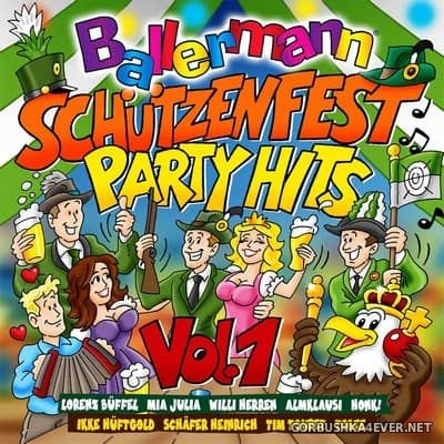 Ballermann Schutzenfest Party Hits vol 1 [2017]
