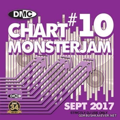 [DMC] Monsterjam - Chart 10 [2017]