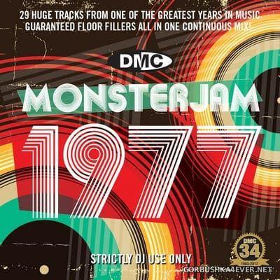 [DMC] Monsterjam - 1977 vol 1 [2017] Mixed by DJ Ivan Santana & Showstoppers