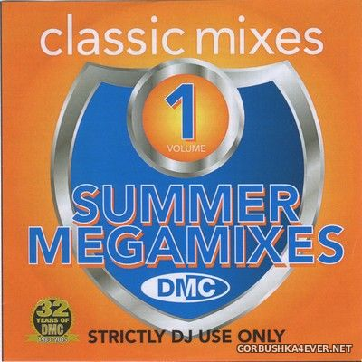 [DMC] Classic Mixes - Summer Megamixes vol 1 [2015]